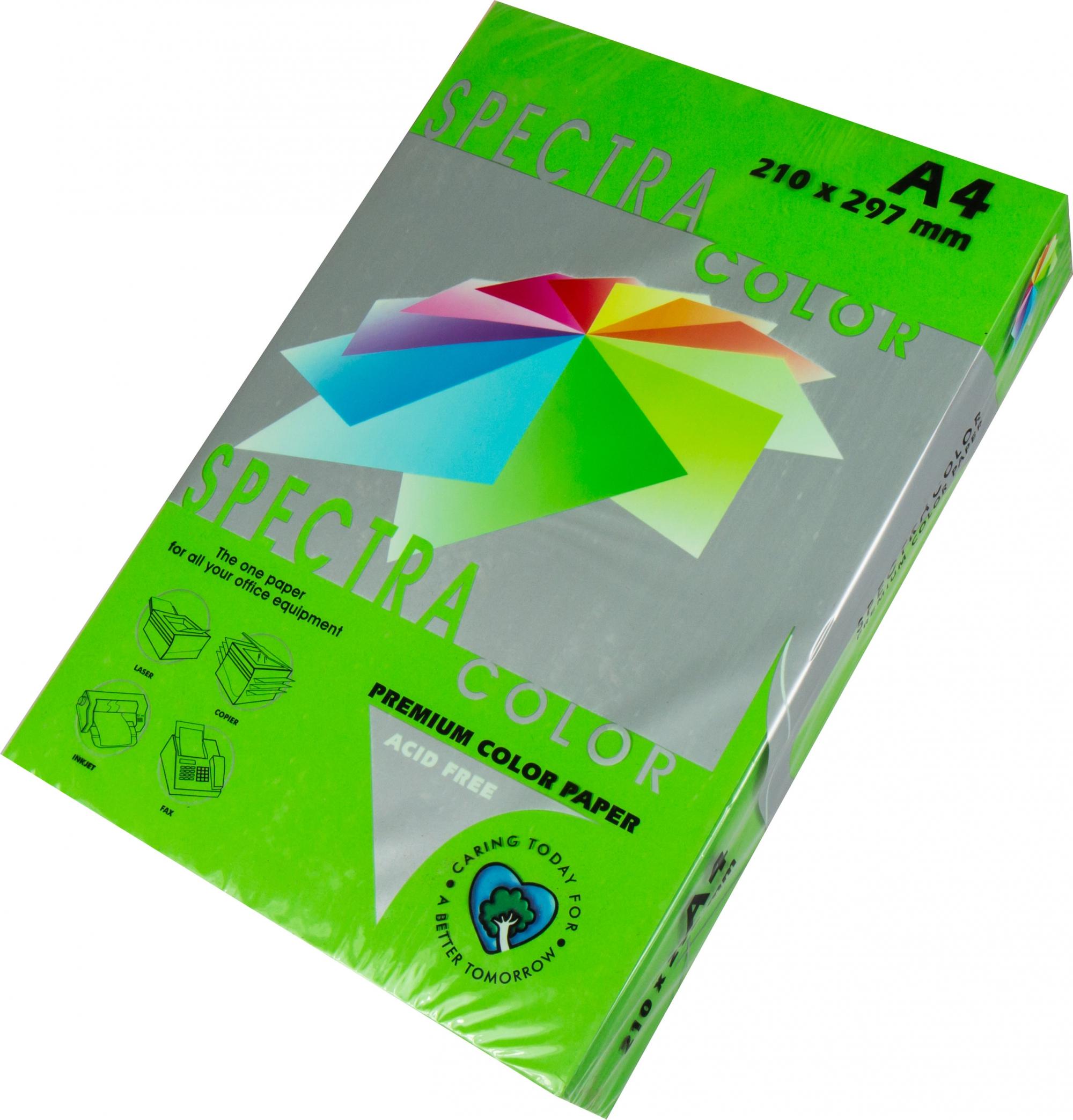 Бумага цветная одного цвета